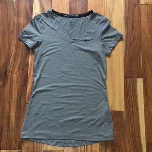 NIKE Pro workout shirt sz. S